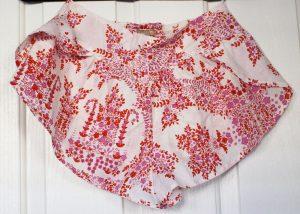 Plum Pretty Sugar reviews: Sweet Love & Yonderflies, Petal Shorts