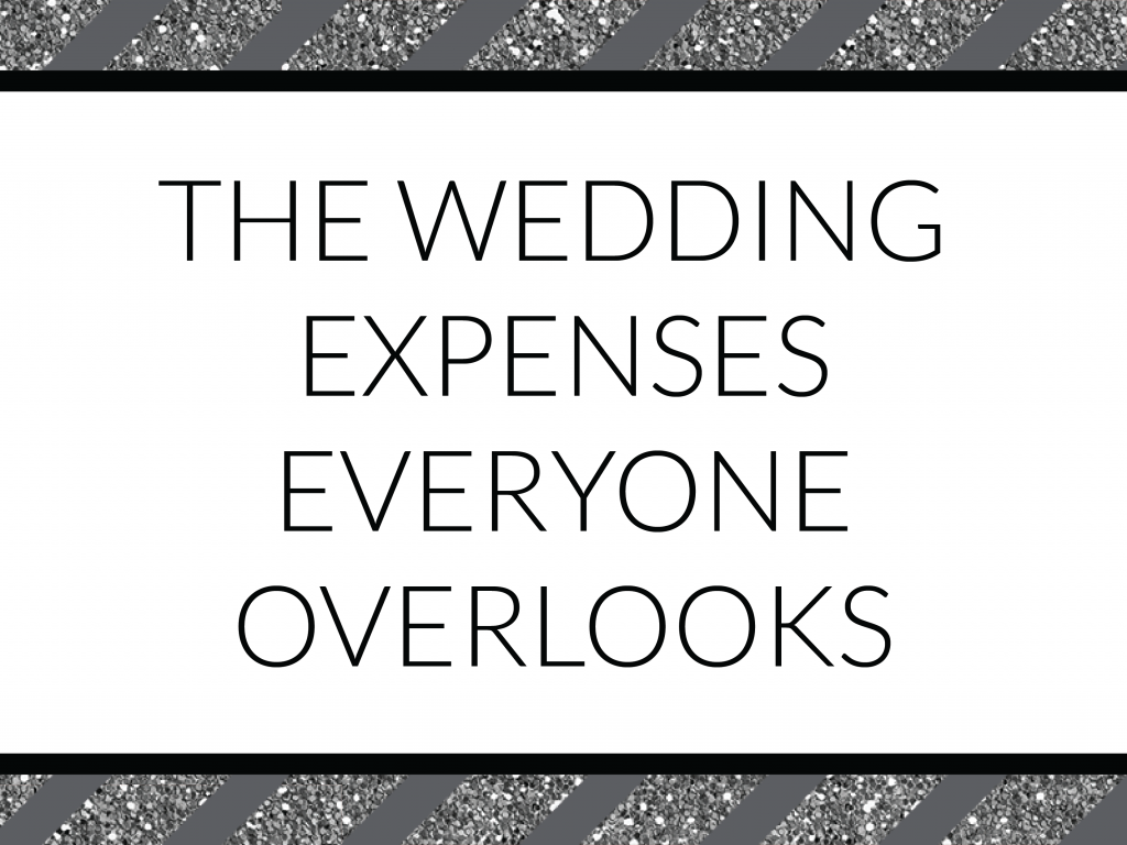 wedding budget blunders the wedding expenses everyone overlooks