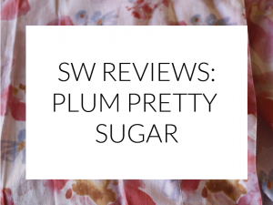 Reviews of robes, pajama bottoms, shorts, and tops from Plum Pretty Sugar! Check out our thoughts if you're looking for honeymoon or getting-ready wedding attire!