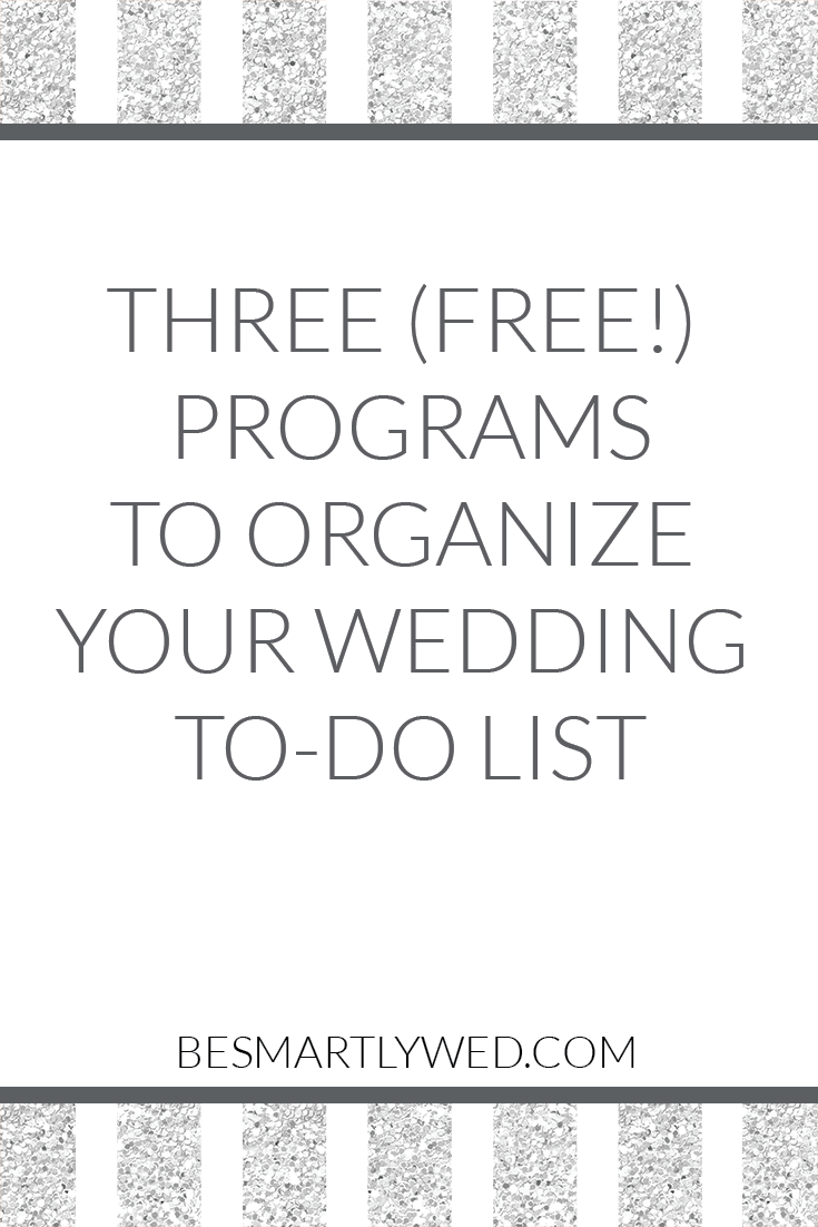 Get your wedding to-do list organized with one of these free programs! We show you how to use Asana, Trello, and Google Keep during wedding planning.