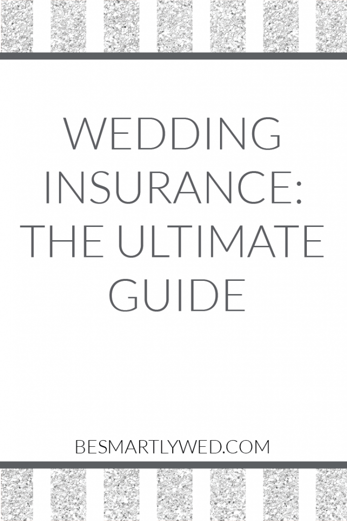 The ultimate guide to wedding insurance: Why you need it, how to find it, how much it costs, and what it covers | Smartly Wed