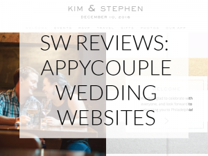 AppyCouple wedding website review by Smartly Wed